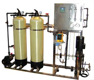 Reverse Osmosis Light Industrial