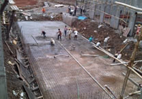Swimming Pool Structural Construction Swimming Pool Civil